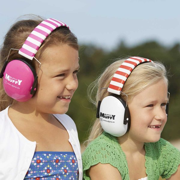 Alpine Muffy Kids Earmuffs Pink